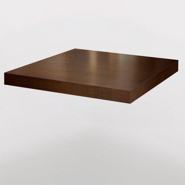 70 x 70 vierkant tafelblad